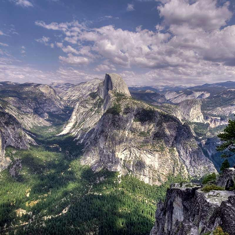 Group tours in Yosemite National Park