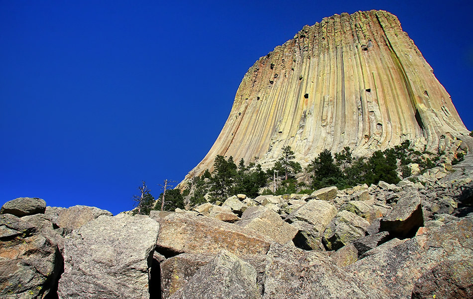 Devils Tower Tour