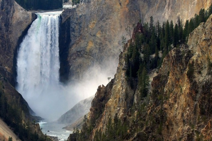 Yellowstone tour American Experience