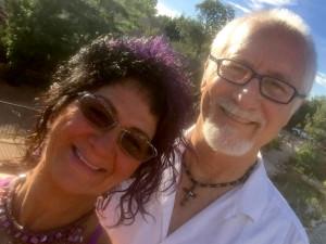 Kirk and Linda