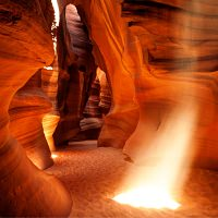 Antelope Canyon tour in Utah